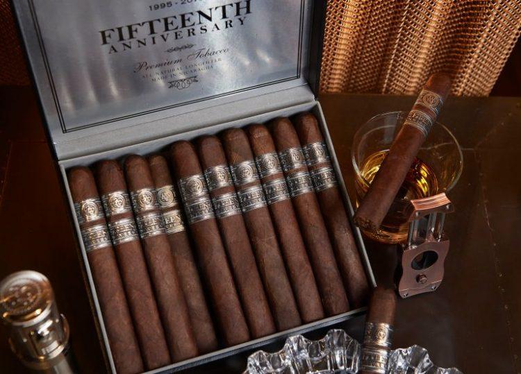 Cigar Rocky Patel Fifteenth Anniversary 2