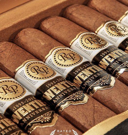 Rocky Patel_Cigar_Top Rated_Twentieth Anniversary Natural