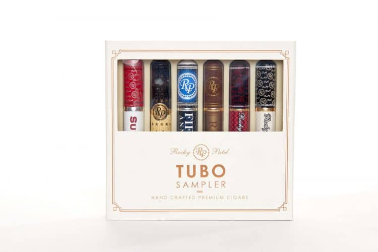 Cigar Rocky Patel Gift Pack Tubo Sampler 2