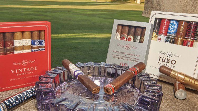 Cigar Rocky Patel Vintage Series Gift Pack4