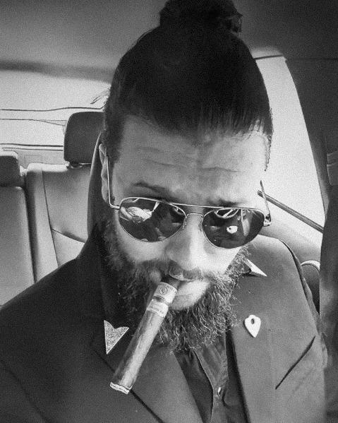 Alex Kraft - Rocky Patel Cigar Rep