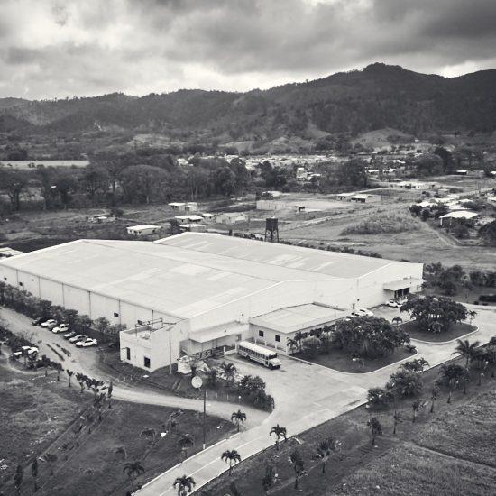 Honduras Cigar Factory Drone Rocky Patel