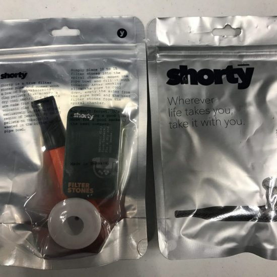 Shorty Pipes