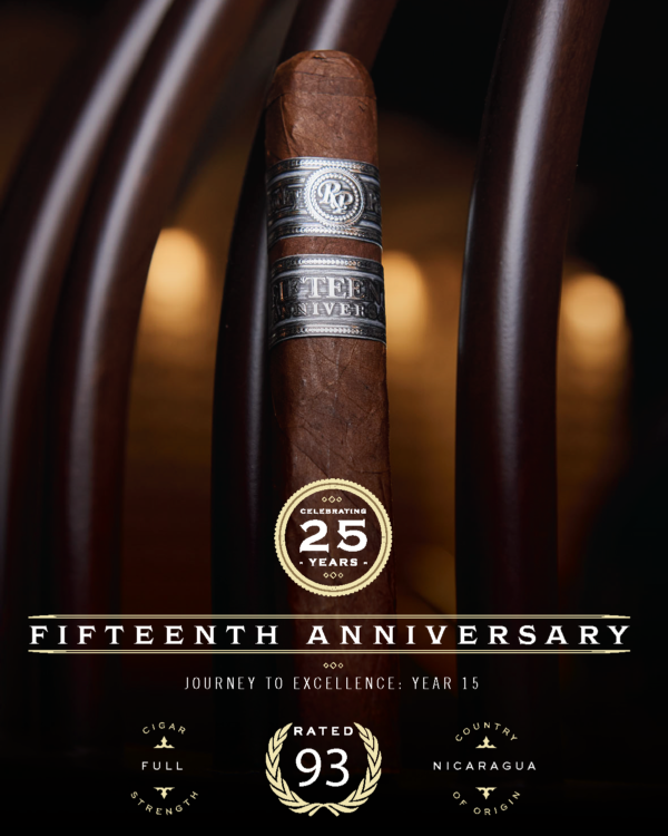 Twentieth Top Rated Cigar by Rocky Patel